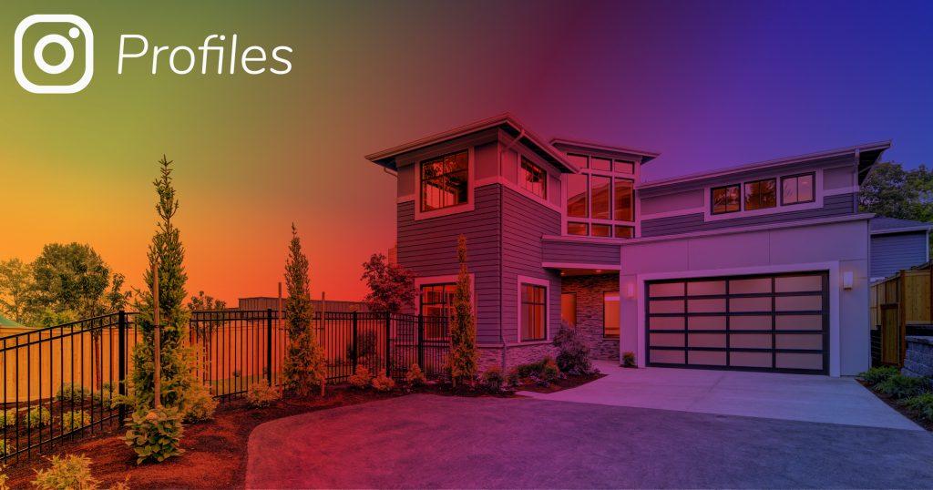 Real estate instagram profiles